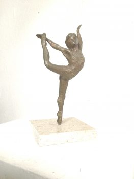 Dancer in Bronze